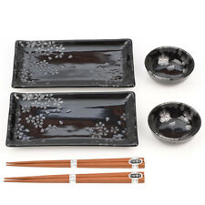Ginsai SAKURA giapponese Sushi Set