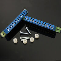 2 Sets Power Distributors Board 12 Connectors for DC and AC Voltage Everest NEW
