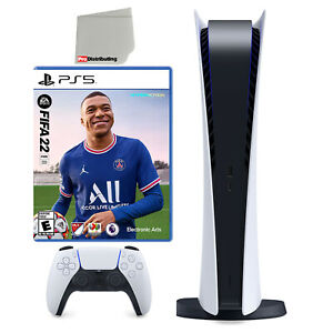 Sony Playstation 5 Digital Version with FIFA 22 Bundle Pre Oder Will Ship 08/01
