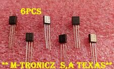 6X 2Sc2120-Y General Purpose Transistor Npn 0.8A 800mA 35V To92