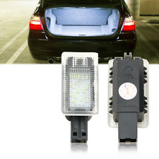 2pcs Led Luggage Trunk Light Error Free Volvo C70 V50 S80 S60 V60 V40 XC60 XC90