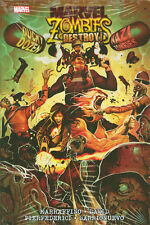 MARVEL ZOMBIES: DESTROY! HARDCOVER Peter David Marvel Comics Collects #1-5 HC
