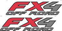 Ford F-150/F-250/F-350 FX4 FX2 Off Road 4x4 Truck Decal Vinyl Sticker