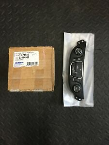2016-2017 Chevrolet Malibu A/C Heater Controls New OEM 23414952