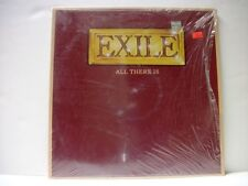 EXILE:  All There Is LP BSK 3323