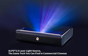 Xiaomi L1668FC WEMAX A300 4K ALPD Ultra Short Throw Laser Projector, DHL EXPRESS