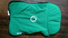 Bugaboo Cameleon I/II Bassinet Carrycot Cover Apron Green Fleece