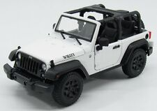 MAISTO 1:18 SPECIAL EDITION - 2014 JEEP WRANGLER WILLYS EDITION Diecast Car