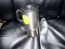 Heated 12 volt Travel Mug By Totes New Great for a Gift FREE USA SHIPPING