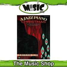 New A Jazz Piano Christmas Music Book for Piano Solo