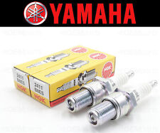 Set of (2) NGK B8ES Spark Plugs Yamaha (See Fitment Chart) #B8E-S0000-00-00
