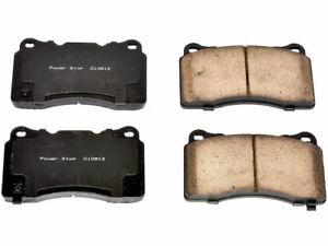 For 2015-2017 Subaru WRX STI Brake Pad Set Front Power Stop 13131ZZ 2016