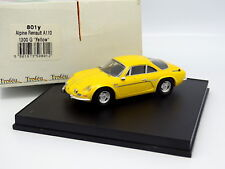 Trofeu 1/43 - Alpine Renault A110 1300 G Gialla