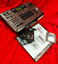Mint! BOSS BR-8 DIGITAL RECORDING STUDIO  64 V - TRACK + Manual COMPLETE