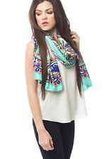 Bufanda Primavera chal Nuevo Verano Estilo Bufanda étnicas Paisley impresión bufanda Nueva Moda