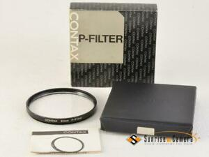 CONTAX P-filter 82mm [VERY GOOD] from Japan (13056)