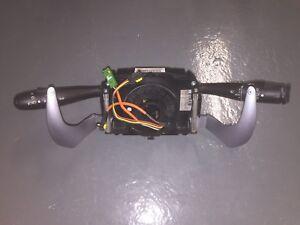 CITROEN C2 C3 C4 VALEO COM2002 UNIT TURN INDICATOR STALK WIPER CLOCK SPRING