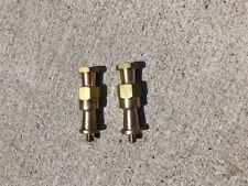 """Manfrotto 036-38 Light stud16mm with 1/4"""" Screw Spiggot SPIGOT PIN (Set of 2)"""