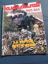 vie du rail 1981 1814 STOOM 81 AMERSFOORT WOUDENBERG BRéAUTé Beuzeville FéCAMP S