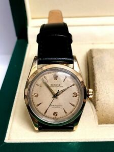 Rolex Oyster Perpetual c1950 Watch