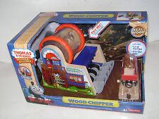 NIB Thomas & Friends Fisher-Price Thomas the Train Wooden Railway Wood Chipper