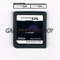 SaGa 3 Shadow or Light ENGLISH no Hasha Nintendo DS Final Fantasy Legend 3