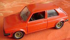 Volskwagen Golf Gti N° 1358 Solido   1/43