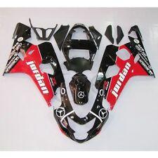ABS Fairing Bodywork Set For Suzuki GSXR 600 GSX-R 750 2004-2005 K5 Injection