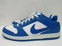 Nike Air Prestige 3 Men's Athletic Sneakers 386114-440 Size 15 Blue And White