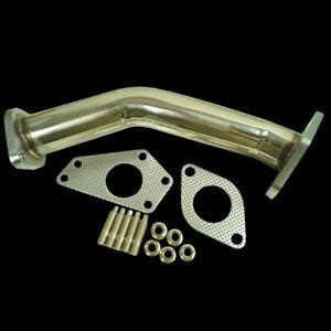 "2"" Performance Decat Turbo UpPipe Exhaust for Subaru Impreza WRX / STi 92 to 04"