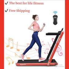 Home Gym Under Desk Folding Treadmill Fitness Motorized Running Walking Machine