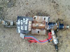 - PEUGEOT 106 steering column with key -