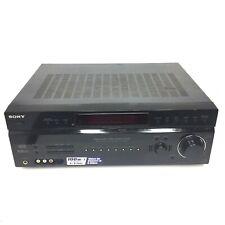 Sony 7.1 Channel AV Receiver Amplifier Stereo Home Theater STR-DE698 No Remote