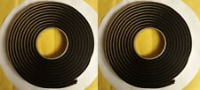 """Qty2 Butyl Tape By 3M 1/4""""x15ft Metal Building Joint Sealant & Trim Adhesive Kit"""