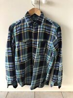 Engineered Garments Men's Flannel overshirt