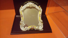 Dolls House accessories Reutters Porcelein Mirror