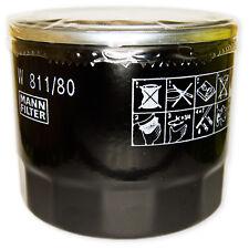 MANN-FILTER Ölfilter - W 811/80 - Hyundai I30,Ix20,Matrix,Tucson. Kia Cee'd,Rio,