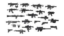 BrickArms Battle Royale Pack | 20 Custom Waffen für LEGO® Figuren