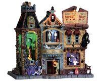 Lemax Spooky Town GRIM REAPER'S DEPARTMENT STORE #35492 BNIB Sights & Sounds