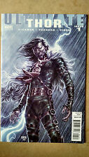ULTIMATE THOR #1 FIRST PRINT MIKE CHOI VARIANT MARVEL COMICS (2010)