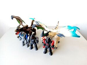 Mega Bloks PREDAVOR  Dragons Universe lot