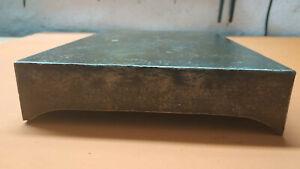 Richtplatte Anreißplatte Stahlplatte Schmiedewerkzeug Tischamboss