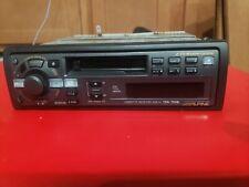 Alpine Am Fm Cassette Player Car radio Stereo RARE TDA 7548