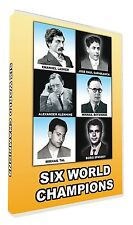 6 World Chess Champions