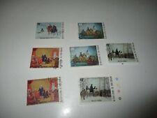 Postage Stamps: Republique De Haute-Volta, Used, Unsorted , 7 stamps