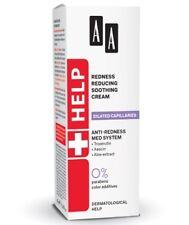 AA Help Dilated Capillaries Sensitive Skin Redness Reducing Soothing Cream 40ml