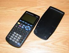 Genuine Texas Instruments (Ti-89) Graphing Calculator With Slide Cover Case Read