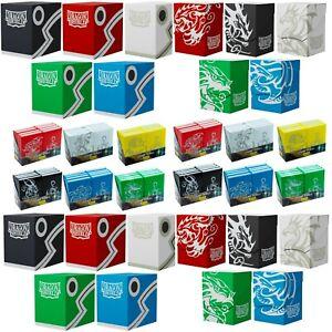 Dragon Shield Deck Box Trading Card Storage 3 Styles Yugioh Pokemon MTG Cards