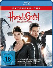 Blu-ray * HÄNSEL UND GRETEL : HEXENJÄGER - EXTENDED CUT # NEU OVP +