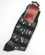 NEW Sheet Music Men's Cotton Socks Musical Gift Teacher Musician Orchestra Xmas